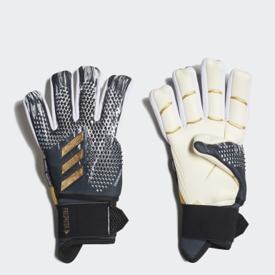 Football Black Predator 20 Pro Ultimate Goalkeeper Gloves