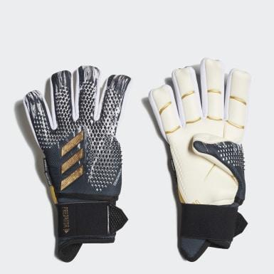 Fodbold Sort Predator 20 Pro Ultimate handsker