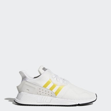 Men's Originals White EQT Cushion ADV Shoes