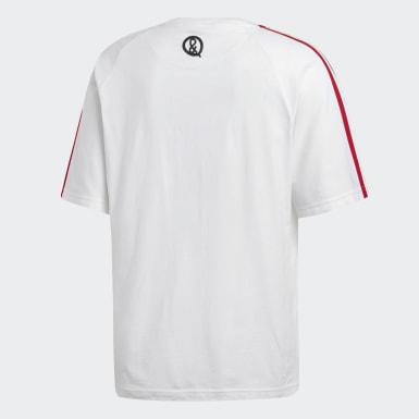 Playera Graphic UA&SONS Blanco Hombre Originals