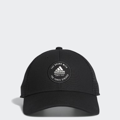 Men's Training Black Reaction 2 Hat