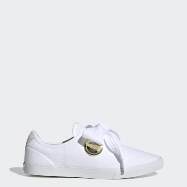 Women's Originals White adidas Sleek Lo Shoes