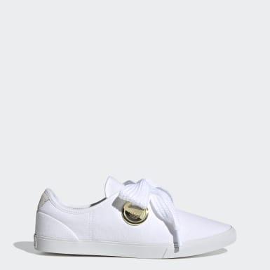 Tenis adidas Sleek Lo Blanco Mujer Originals