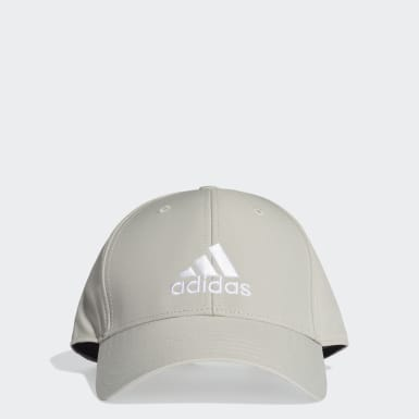 Training Grey Baseball Cap
