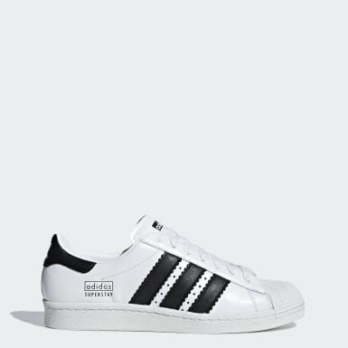 Frauen Originals Superstar 80s Schuh Weiß