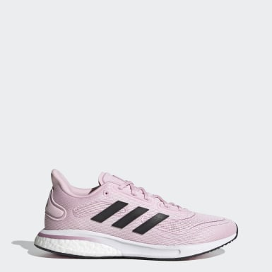 Sapatos Supernova Rosa Mulher Running