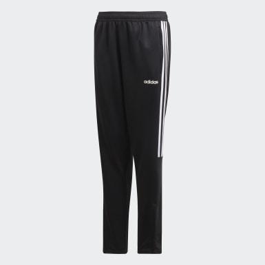 Pantalon d'entraînement Sereno 19 noir Enfants Soccer