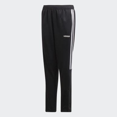 Children Soccer Black Sereno 19 Training Pants