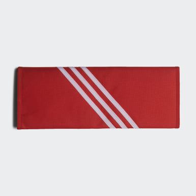 Women Originals Red Lotta Volkova Three-Fold Clutch