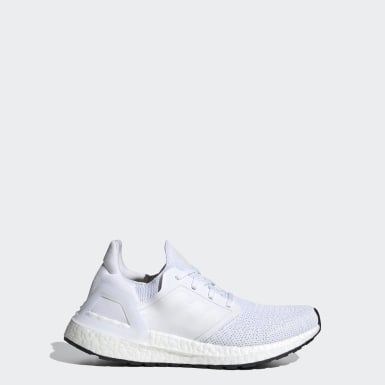 Youth Running White Ultraboost 20 Shoes