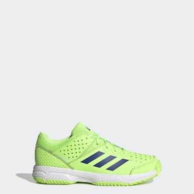 Chaussure Court Stabil Vert Enfants Netball