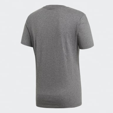 Men Training Grey Core 18 T-Shirt