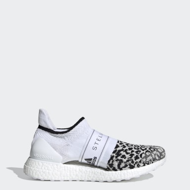 Dam adidas by Stella McCartney Svart Ultraboost X 3D Knit Shoes