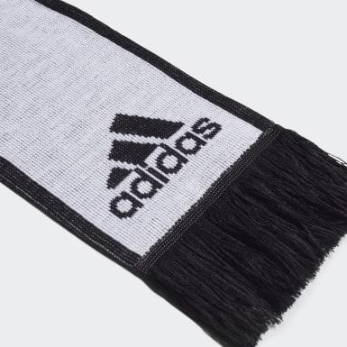 Cachecol da Alemanha Branco Futebol