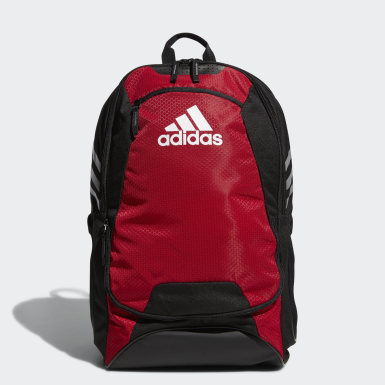 Soccer Red Stadium II Backpack