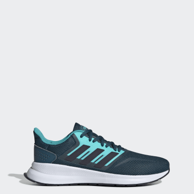 Women Running Blue Runfalcon Shoes