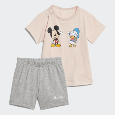 Infants Lifestyle Pink Disney Track Suit