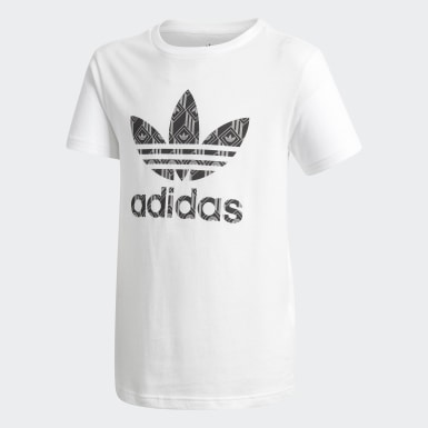 Děti Originals bílá Tričko