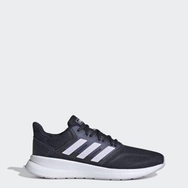 ผู้หญิง วิ่ง สีน้ำเงิน รองเท้า Runfalcon