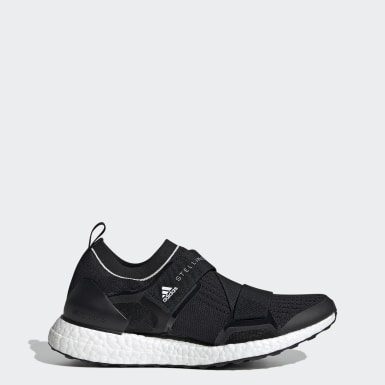 Frauen adidas by Stella McCartney adidas by Stella McCartney Ultraboost X Laufschuh Schwarz