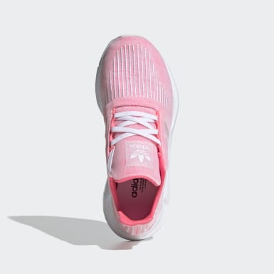 Youth Originals Pink Swift Run Shoes