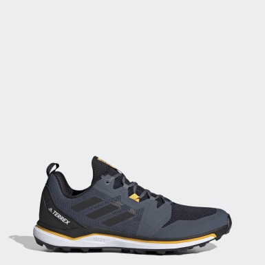 Sapatos de Trail Running TERREX Agravic Azul Homem TERREX