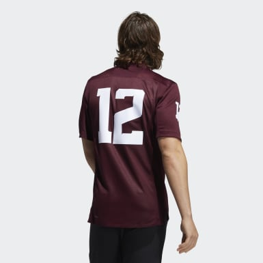 Men's Football Not Defined Aggies Premier Away Jersey
