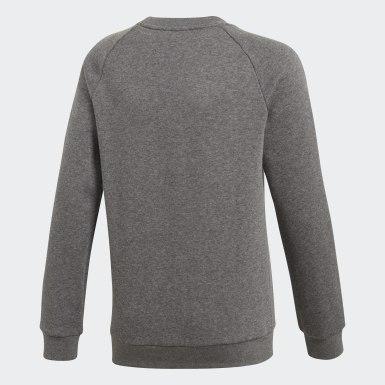 Kinderen Training Grijs Core 18 Sweatshirt