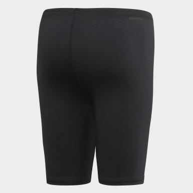 Kluci Plavání černá Plavecké šortky Pro