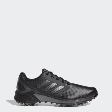 Sapatos de Golfe ZG21 Preto Golfe