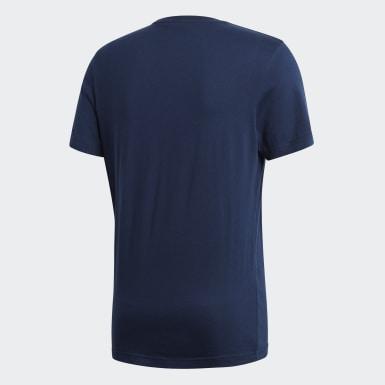 Playera Emblema FIFA World Cup Azul Hombre Fútbol
