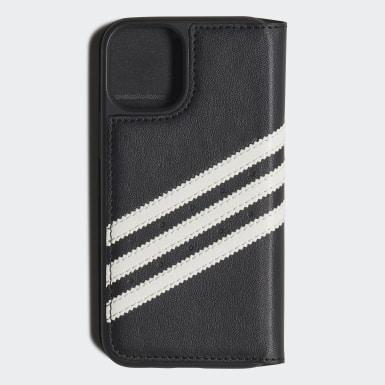 Originals zwart Molded Samba Book iPhone Case 2020 5.4 Inch