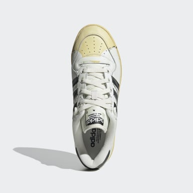 Originals White Rivalry Lo Superstar Shoes