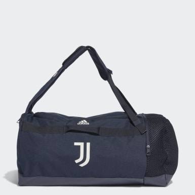 Fotboll Blå Juventus Duffel Bag Medium