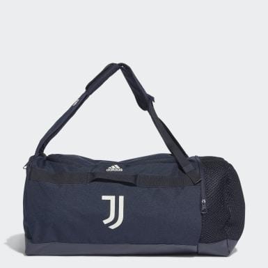 Fußball Juventus Turin Duffelbag M Blau