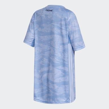 Camiseta de Arquero River Plate Azul Niño Fútbol