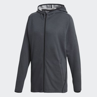 Men Training Grey FreeLift Prime Hoodie