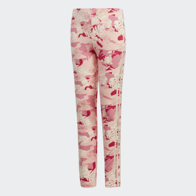 Legging Blanc Filles Originals