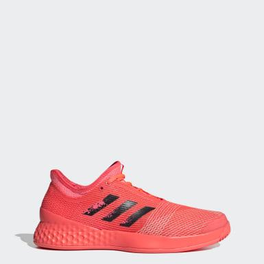 Men's Tennis Pink Ubersonic 3 hard court tennis shoes