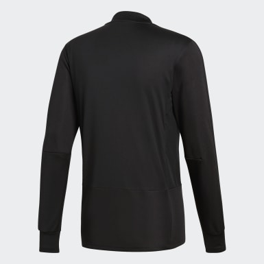 Men Training Black Condivo 18 Player Focus Training Top