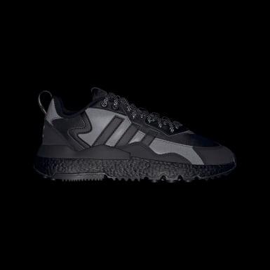 Sapatos de Inverno Nite Jogger Preto Originals