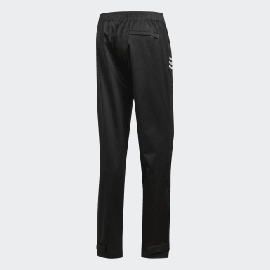 Men Golf Black Climaproof Pants