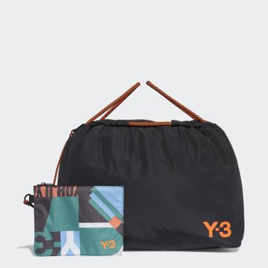 Y-3 zwart Y-3 Beach Tas