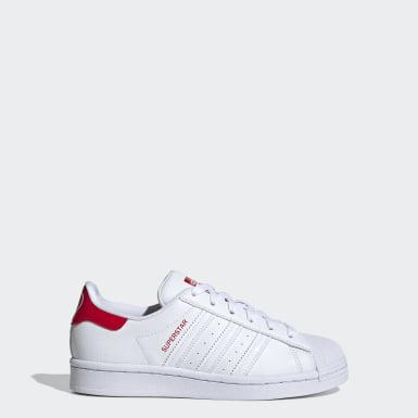 Tenis Superstar (UNISEX) Blanco Niño Originals