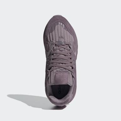 Sapatos ZX Torsion Roxo Originals