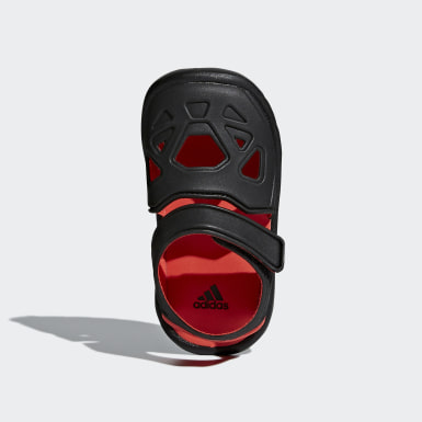Infant Swimming Black FortaSwim 2.0 Sandals