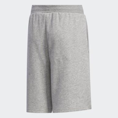 Shorts Brilliant Basics Gris Niño Sport Inspired