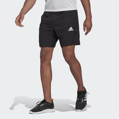 Shorts AEROREADY Designed 2 Move Tejidos Sport Negro Hombre Training