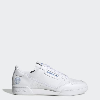Men's Originals White Continental 80 Shoes