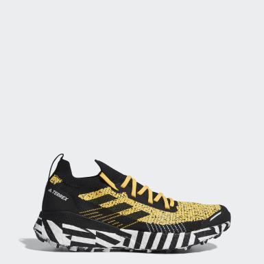Sapatos de Trail Running Two Ultra Parley TERREX Dourado Homem TERREX